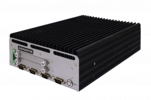 ROC385B_Fanless Rugged System & Wide Temp. -40°C to 70°C_01